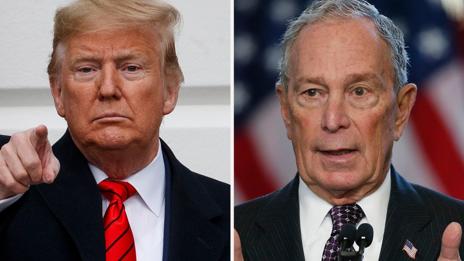 Trump, Bloomberg spend big bucks to target voters watching the Super Bowl
