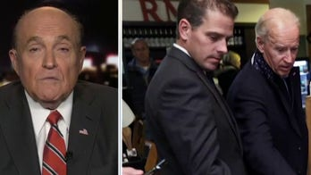 Rudy Giuliani: Purported Hunter Biden emails will 'shock the hell out of you'
