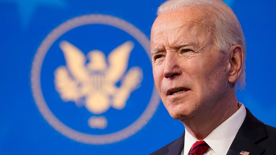 Pavlich on Biden's agenda in a 50-50 参议院: 'A few Dems may surprise us'