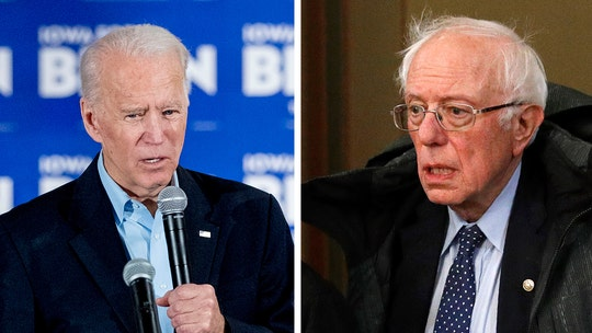 Countdown to Iowa: Sanders and Biden lead in new poll