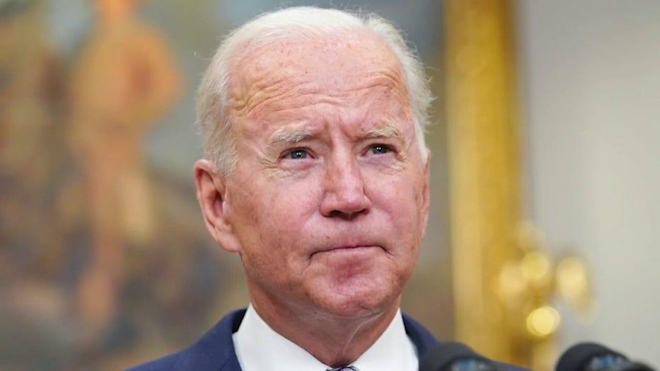Jesse Watters: Trump killed terrorists, Joe Biden takes orders from them