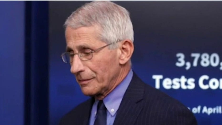 Fauci under fire for moving herd immunity goalposts