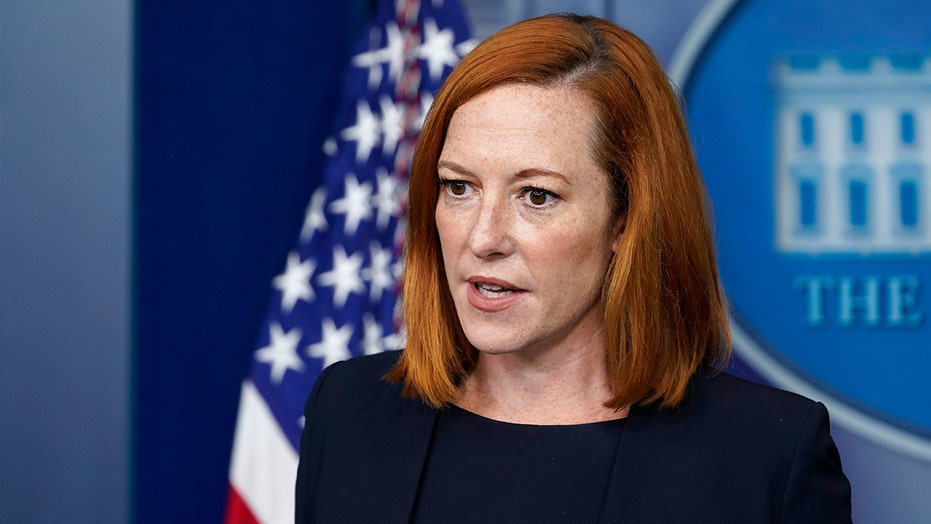 Psaki claims no Americans 'stranded' in Afghanistan in heated exchange