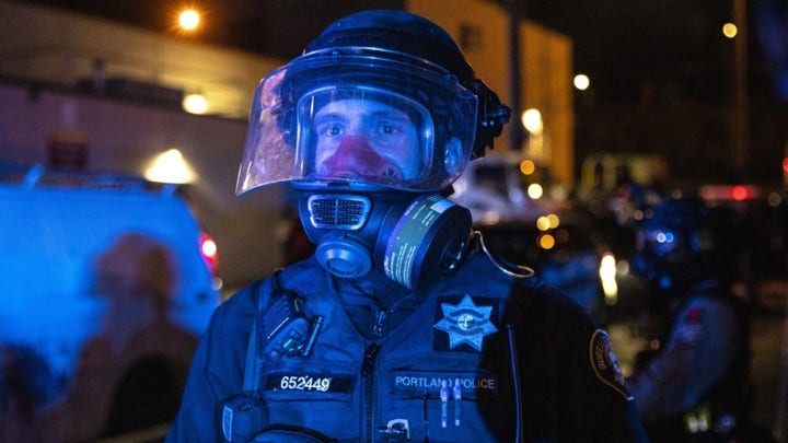 Portland police department reportedly losing officers in droves