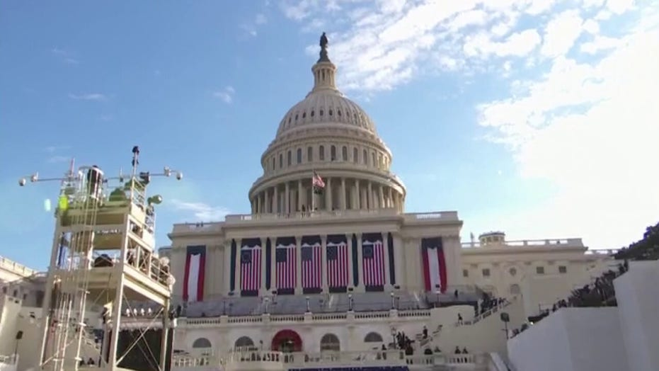 Protests scheduled for inside security perimeter near Capitol canceled for Inauguration Day