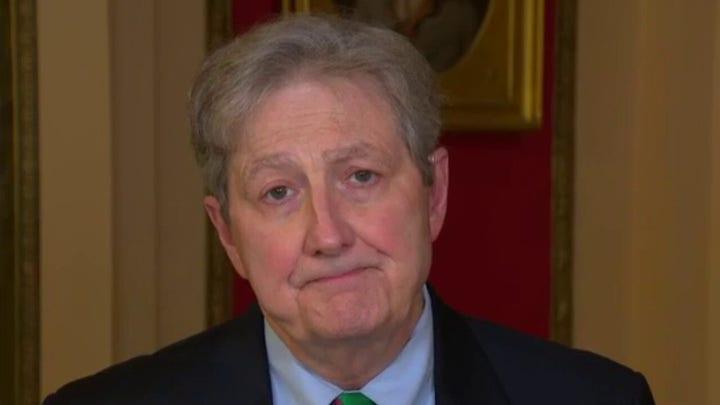 Sen. John Kennedy says Democrats are killing the coronavirus stimulus package