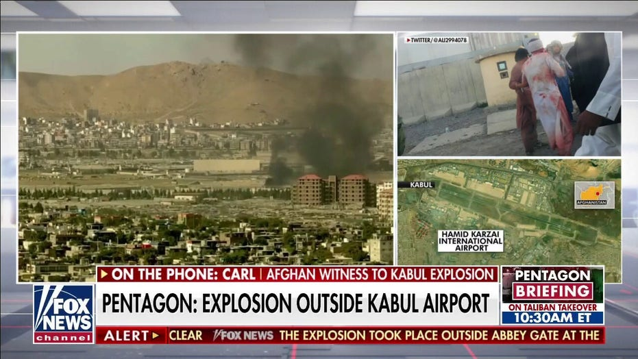 Top Republican says ISIS suicide bomber was prisoner released from Bagram Air Base, cites Indian intel