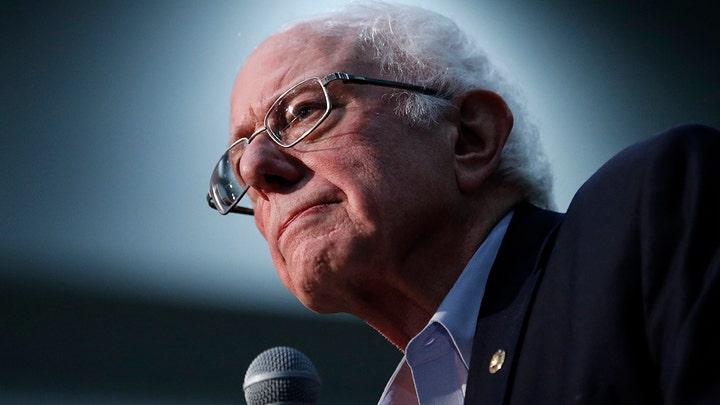 Bernie Sanders declares victory in chaotic Iowa caucuses