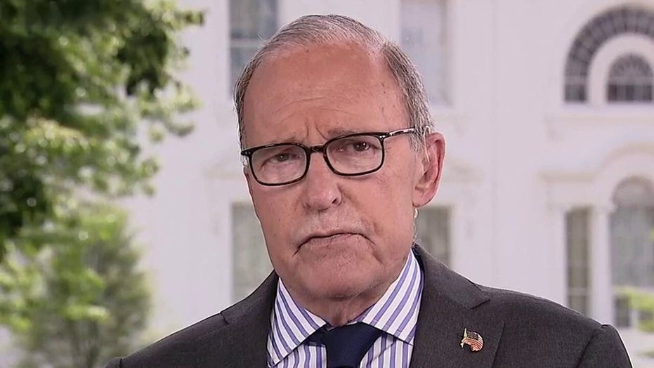 Larry Kudlow sees 'glimmers of hope' and 'growth' for US economy amid pandemic