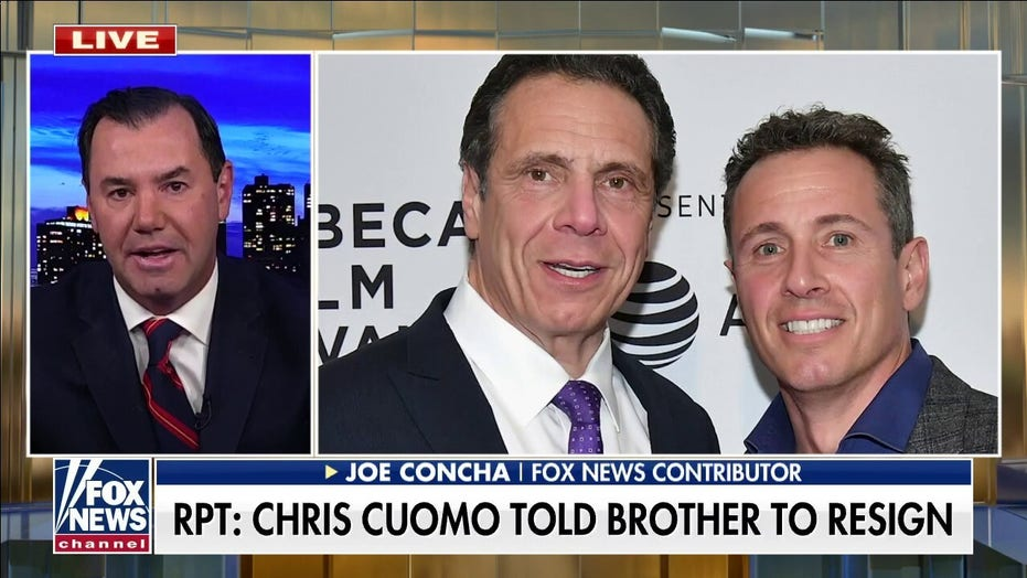 Tim Graham: Gov. Cuomo resigned this week. When will CNN's Chris Cuomo follow his brother's lead?