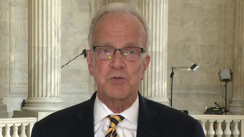 Jerry Moran: I predict 50 Republicans will vote 'no' on infrastructure plan