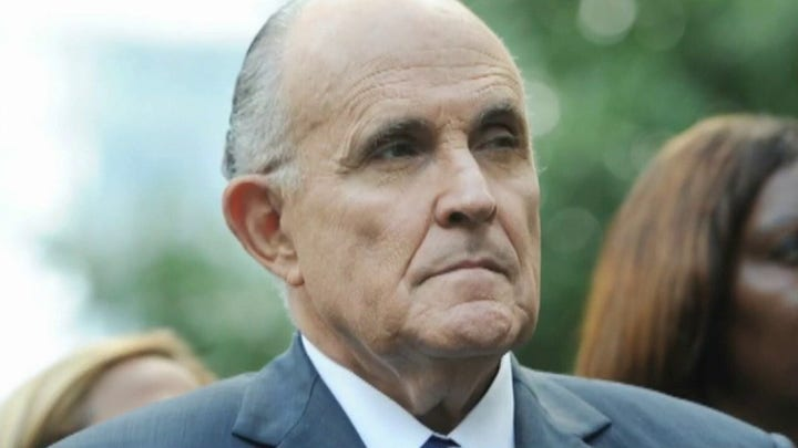 Rudy Giuliani's home, office raided in Ukraine probe