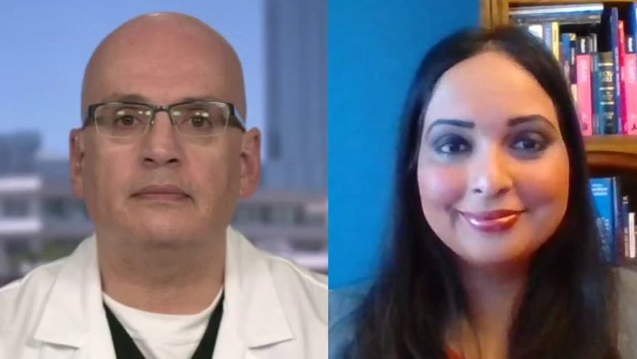 Coronavirus Q&A: Drs. Cirillo and Nampiaparampil answer viewers' questions on 'Special Report'
