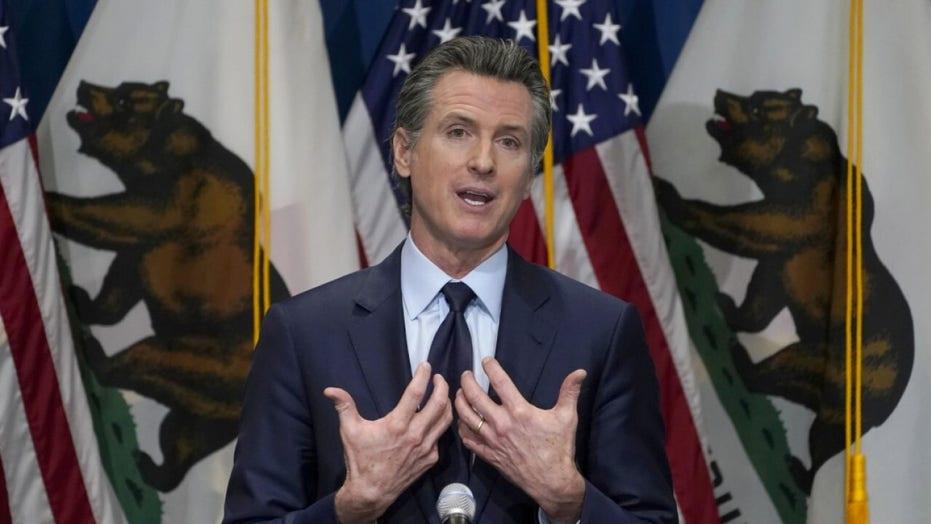 'The Five' debate Newsom's motives behind surplus stimulus checks