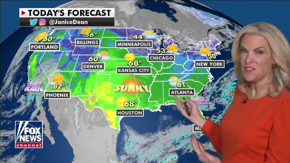 National Forecast, March 3