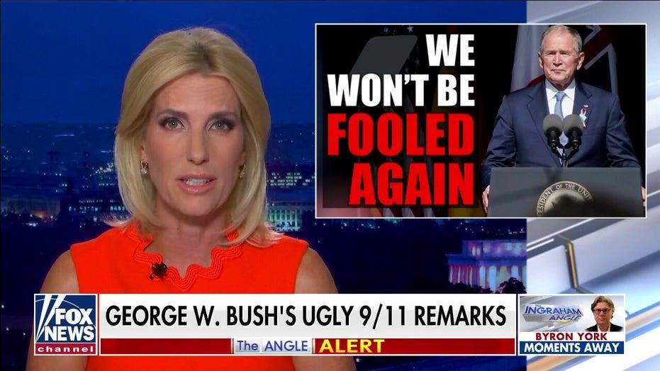 Ingraham: America 'won't be fooled again' as Bush 'speaks for Biden' in political remarks