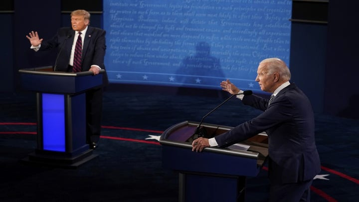 Commission announces second presidential debate will be virtual