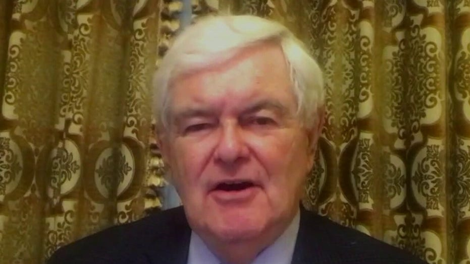 Newt Gingrich on Washington riots: 'The mayor should be put on notice'