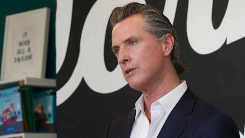 California campaign to fire Newsom nears threshold needed for ballot