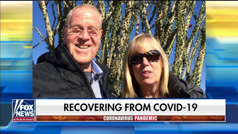 John O'Neill on his experience recovering from COVID-19