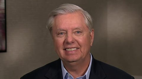 Graham: Democratic Senate would mean 'end of checks and balances'