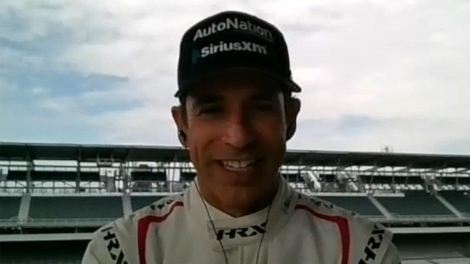 Exclusive: Indy 500 champ Helio Castroneves says 'you gotta believe in yourself'