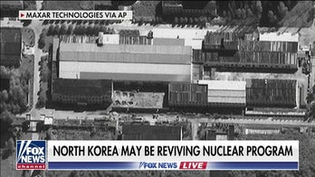 North Korea may be reviving its nuclear program