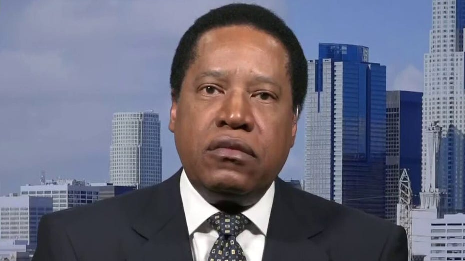 Larry Elder: Cops are pulling back and the bad guys know it