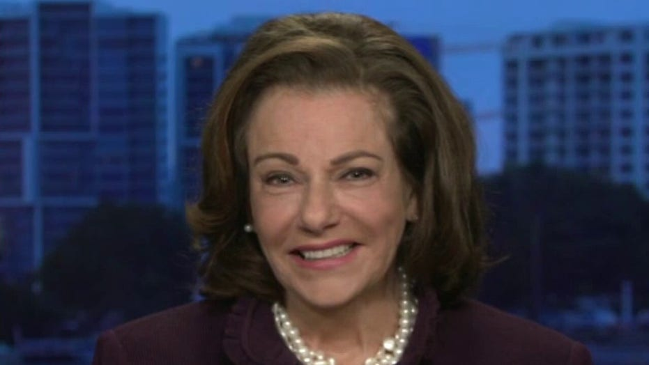 KT McFarland: Pelosi, Clinton comments on Russia show 'willful blindness' to China threat