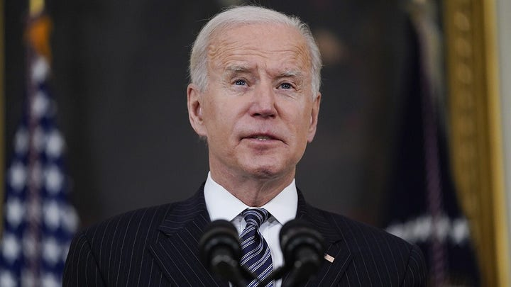 Bad poll numbers pile up as Biden hides