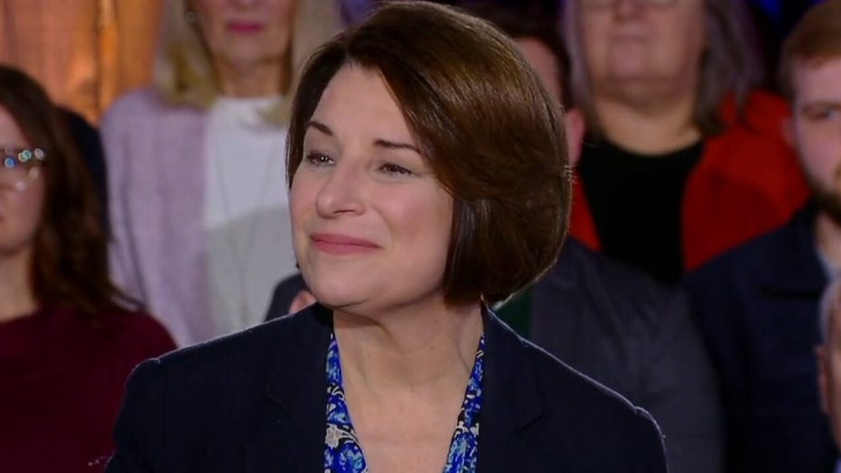 Town Hall with Amy Klobuchar: Part 3