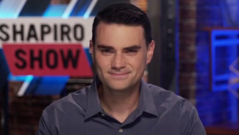 Ben Shapiro on chaos in US cities and the left's war on history