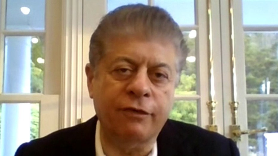 Napolitano: If we don't take our freedoms back they may not come back
