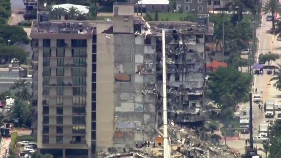 Miami-area building's concrete deterioration was 'accelerating,' April condo board letter reads