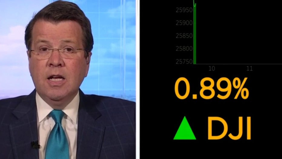 Neil Cavuto on 'highly feared' jobs report: 'Not as grim' as they thought
