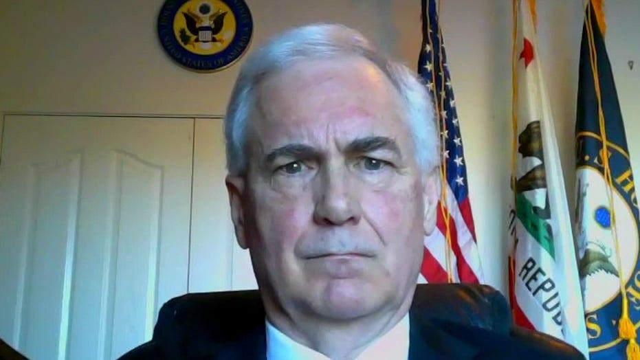 Impeaching Trump would be a 'vindictive act': Rep. McClintock
