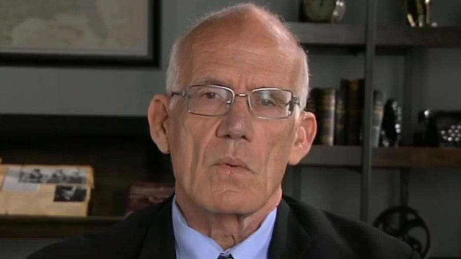 Victor Davis Hanson: Biden created the most heavily armed terrorist nation in history