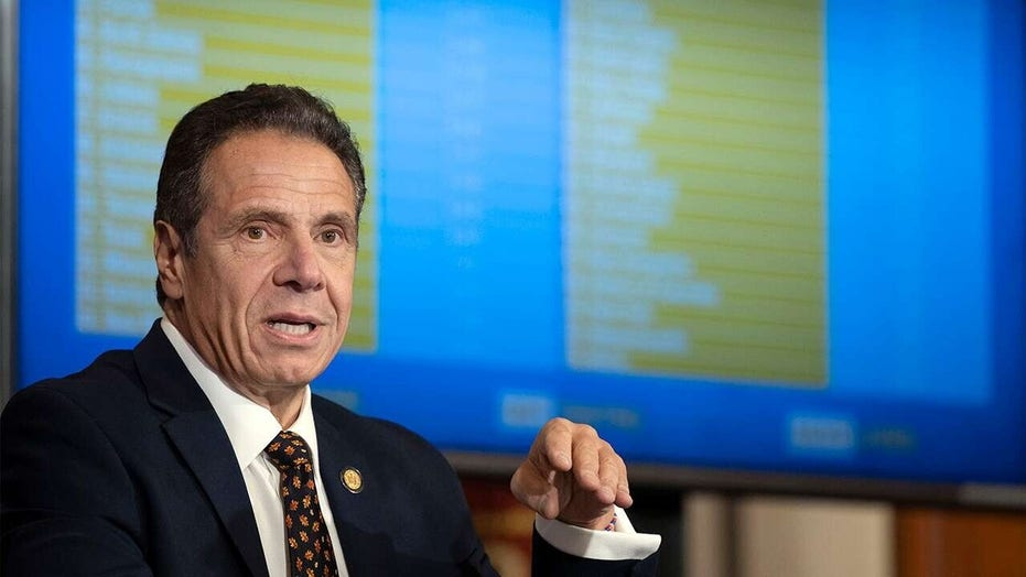 Cuomo again blames federal government for New York deficit, slow COVID-19 vaccine rollout