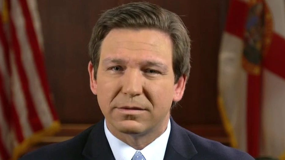 Gov. DeSantis blasts 'hypocrisy' of Biden's reported domestic travel bans amid immigration orders