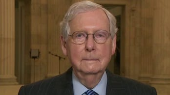 McConnell: Democrats' call to pack Supreme Court is 'the same old threats and intimidation'