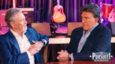 Country music legends T. G. Sheppard and Larry Gatlin on meeting Elvis Presley