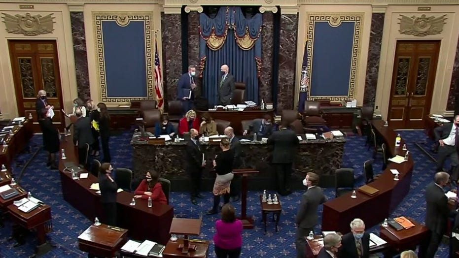 Senate votes to allow witnesses in Trump impeachment trial