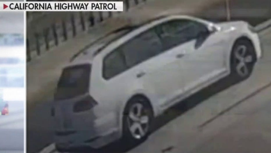 California DA urges gunman in road rage killing of a 6-year-old to give up