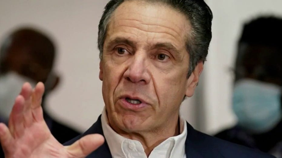 NY state officials subpoenaed in Cuomo harassment probe