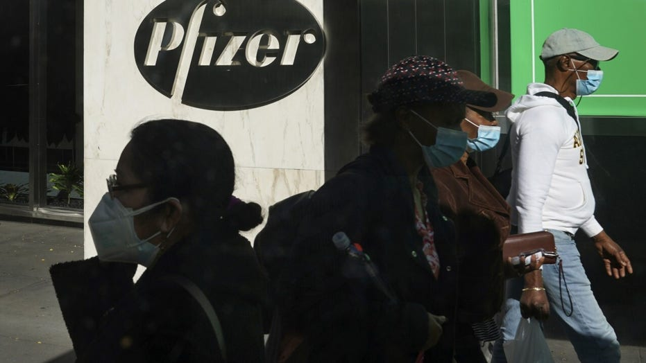 Pfizer completes coronavirus vaccine safety review, will apply for FDA approval