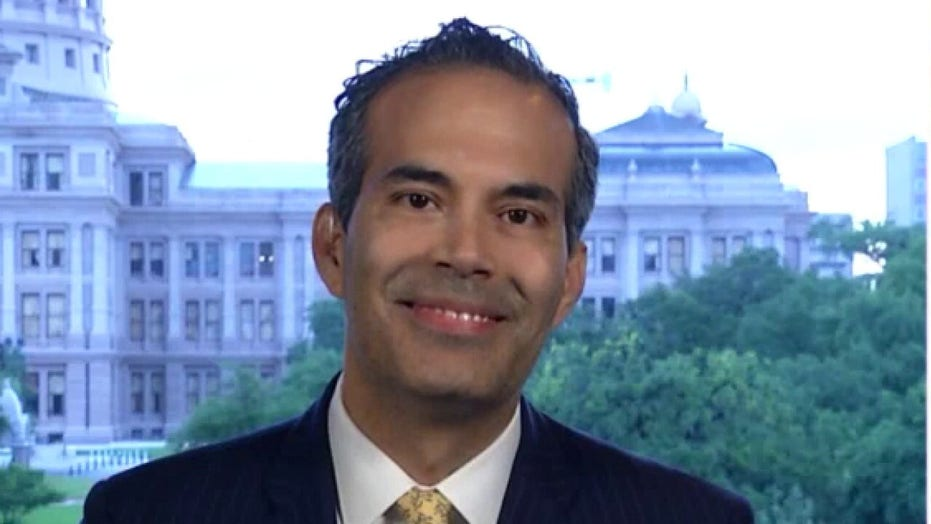 George P. Bush comes out swinging as he challenges Texas AG Ken Paxton