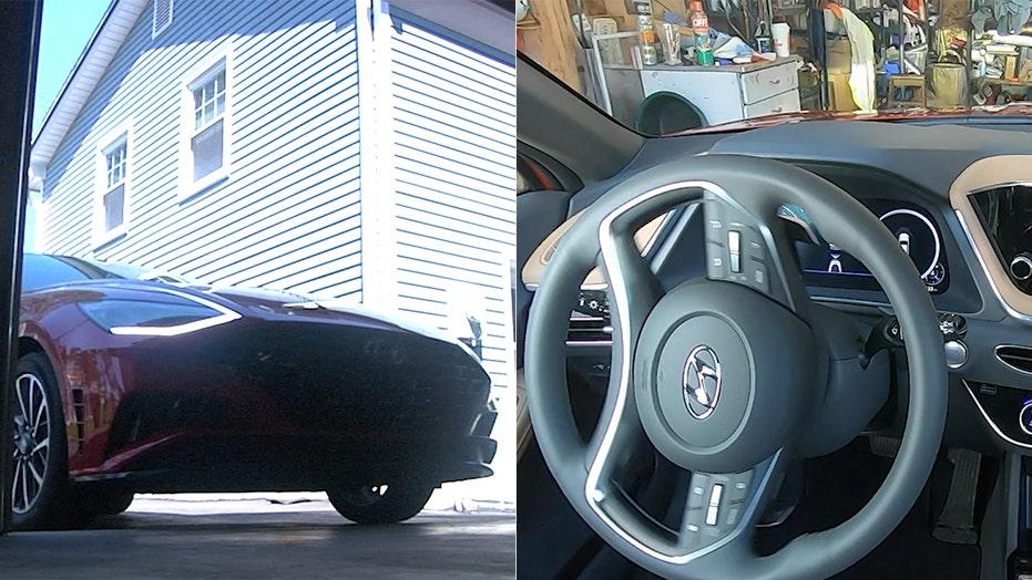 The 2020 Hyundai Sonata can park itself