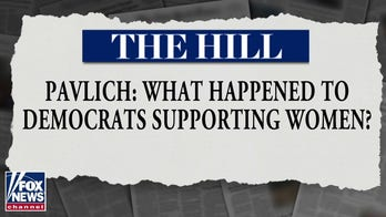 What happened to Democrats supporting women?: Pavlich