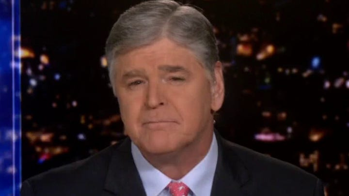 Hannity 'fears' Putin will 'eat Joe's lunch' during summit