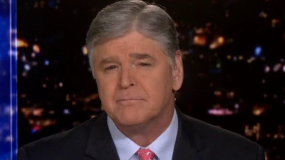Hannity 'fears' Putin will 'eat Joe's lunch' during upcoming summit